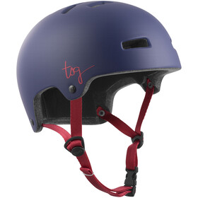 TSG Ivy Solid Color Casco Mujer, satin grape